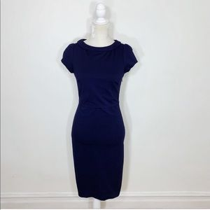 BODEN boat neck Martha sheath dress